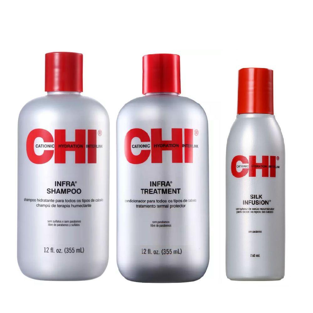 Kit Chi Infra ( 3 Produtos )