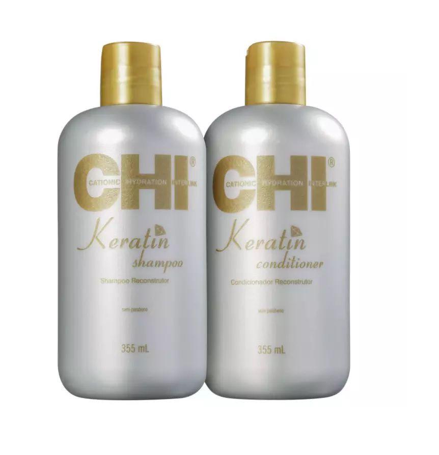 Kit Chi Keratin Duo (2 Produtos)