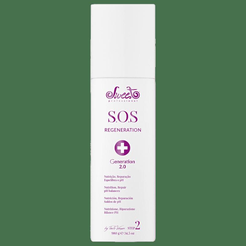 Kit de Tratamento S.O.S. Sweet Hair (2 itens)