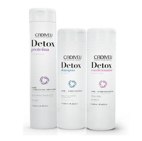 Kit Detox Cadiveu (3 produtos)