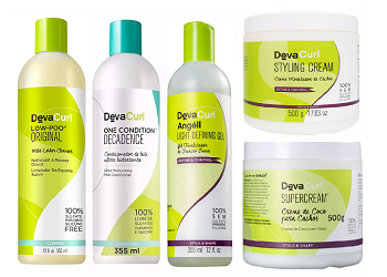Kit Deva Curl (5 Produtos)