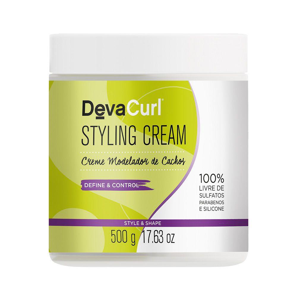 Kit Deva Curl Cabelos Ondulados e Afro (3 Itens)