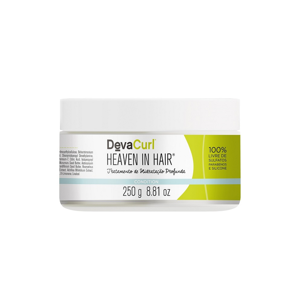 Kit Deva Curl Decadence 2x120ml e Heaven in Hair 250g