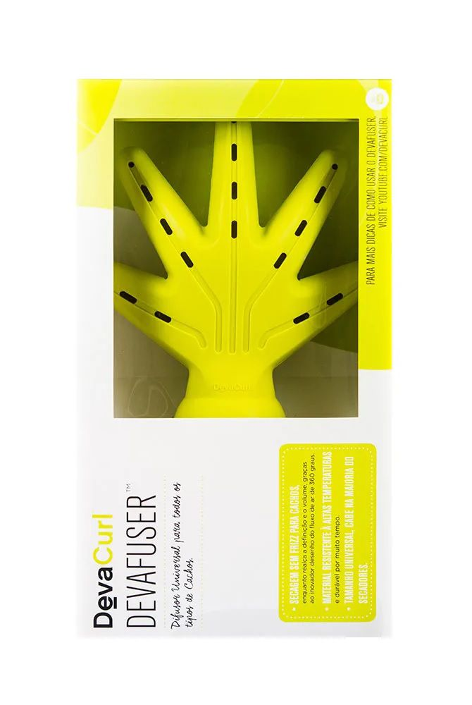 Kit Deva Curl Decadence 2x355ml e Supercream 500g e Fuser