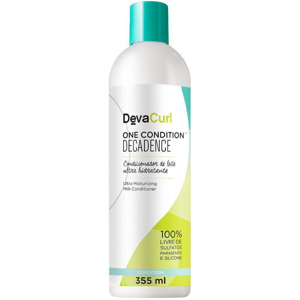 Kit Deva Curl Decadence Para Curvaturas 4a 4b e 4c 2x355ml