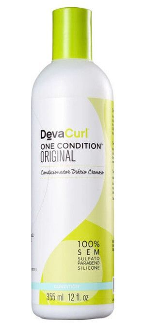 Kit Deva Curl Original Cabelos Ondulados (4 Itens)