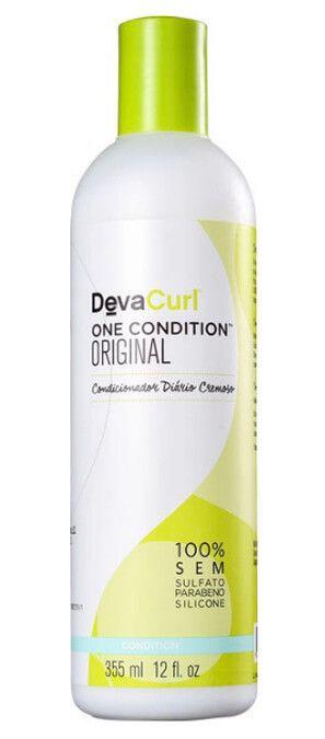 Kit Deva Curl Original Cabelos Ondulados (4 Produtos)
