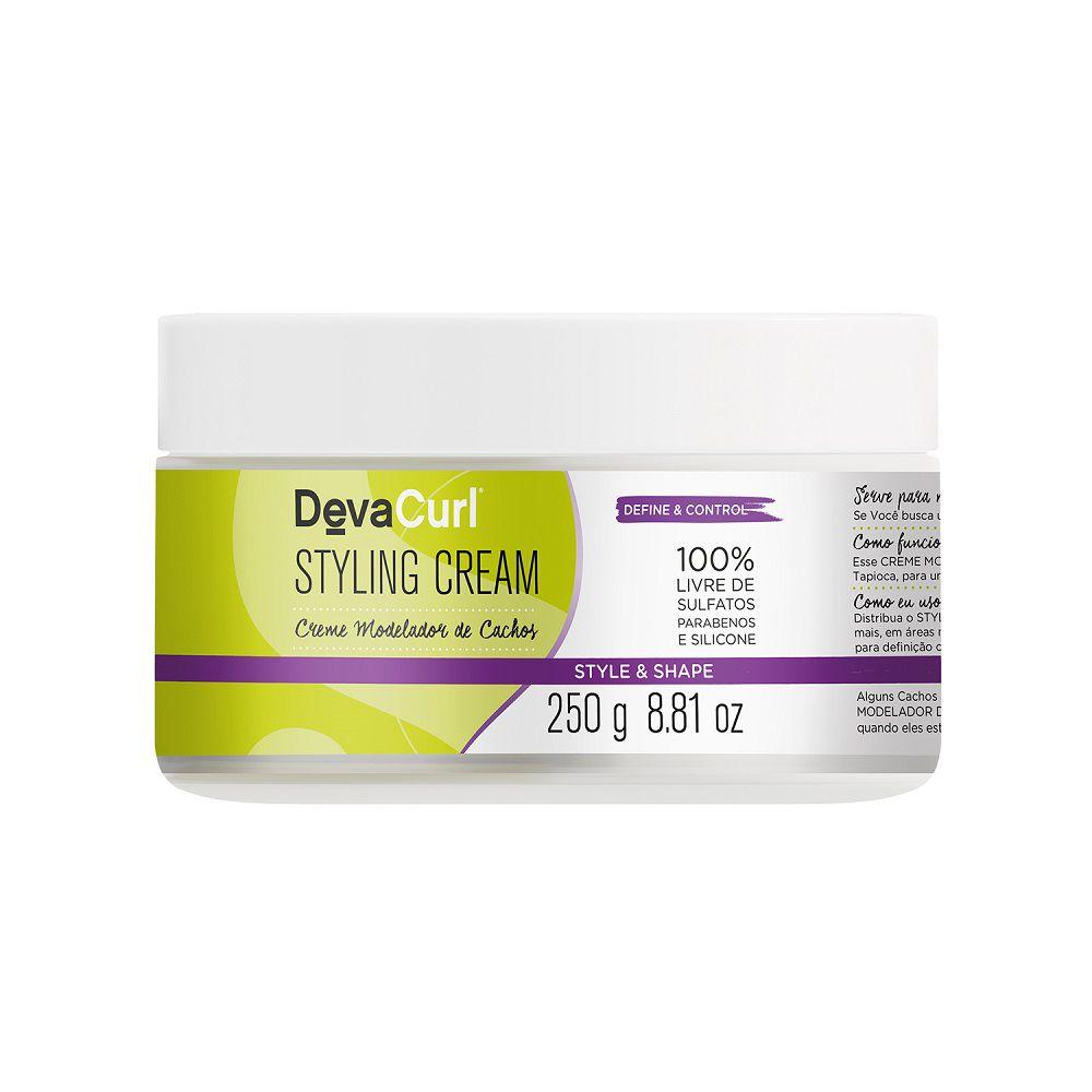 Kit Deva Curl Original e Tratamento Cacheadas (5 Itens)