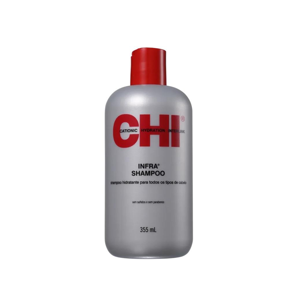 Kit Shampoo e Condicionador Chi Infra ( 2 Produtos )