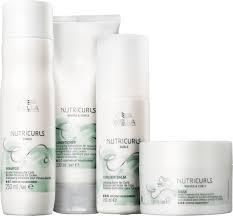 Kit Wella Nutricurls Home Care (4 Produtos)