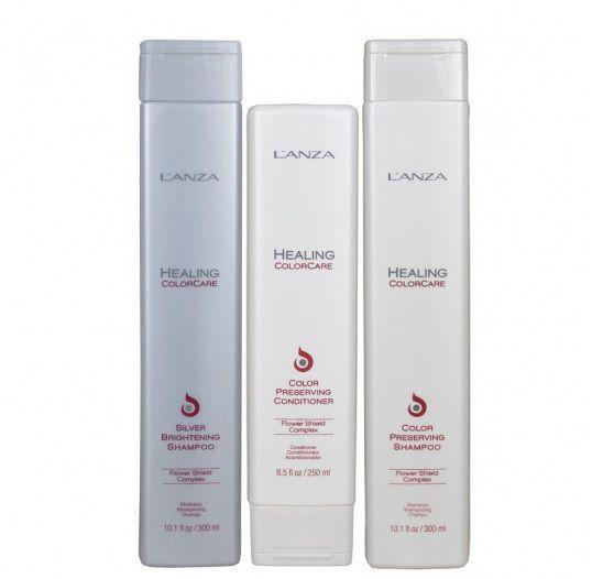 Lanza Healing Colorcare Silver Kit (3 Produtos)