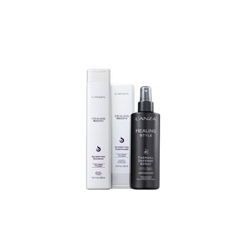 Lanza Healing Smooth Thermal Kit (3 Produtos)