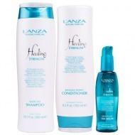 Lanza Healing Strength Silk Kit (3 Produtos)