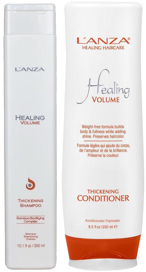 Lanza Healing Volume Duo Kit (2 Produtos)