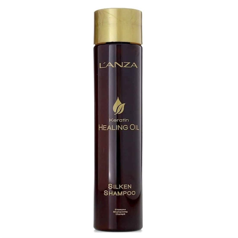 Lanza Shampoo Keratin Healing Oil Hair 300ml