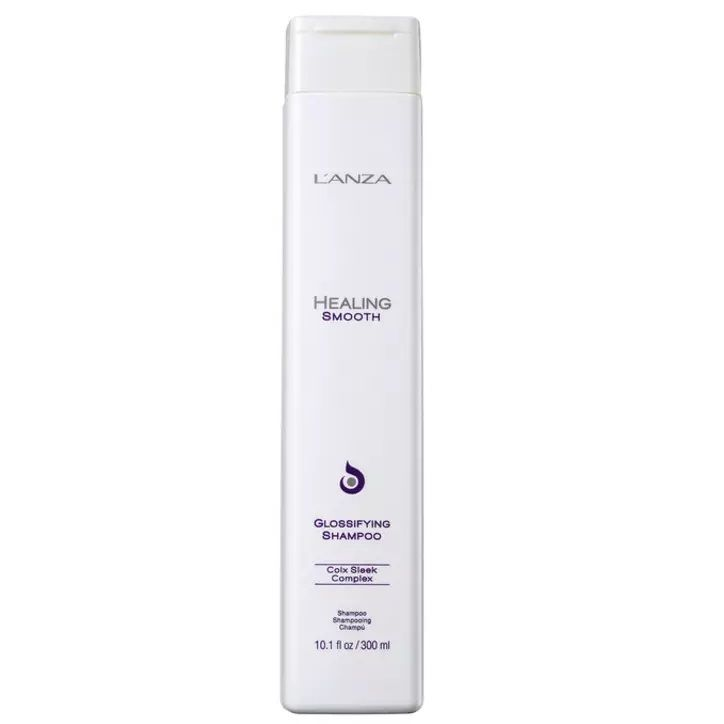 Lanza Smooth Glossifying Shampoo 300ml