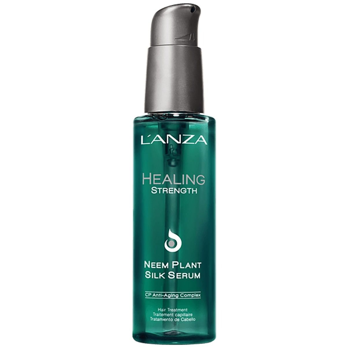 Lanza Strength Neem Plant Silk Serum 100ml