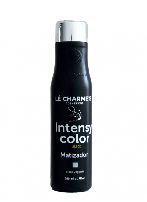 Lé Charmes Intensy Color Black 500ml