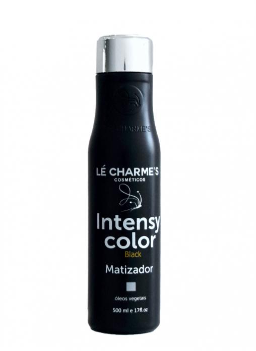 Lé Charmes Intensy Color Black 500ml