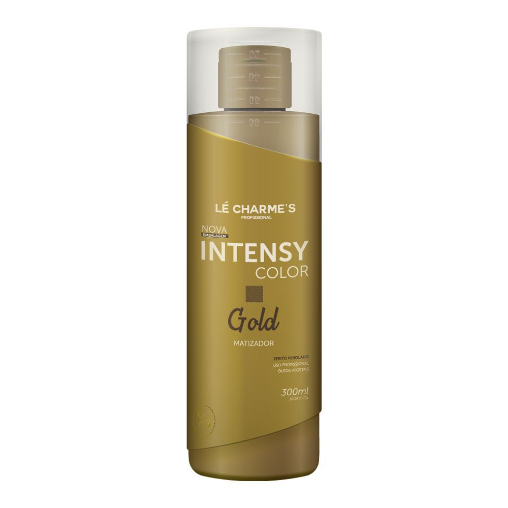 Le Charmes Intensy Color Gold Perolado 300ml