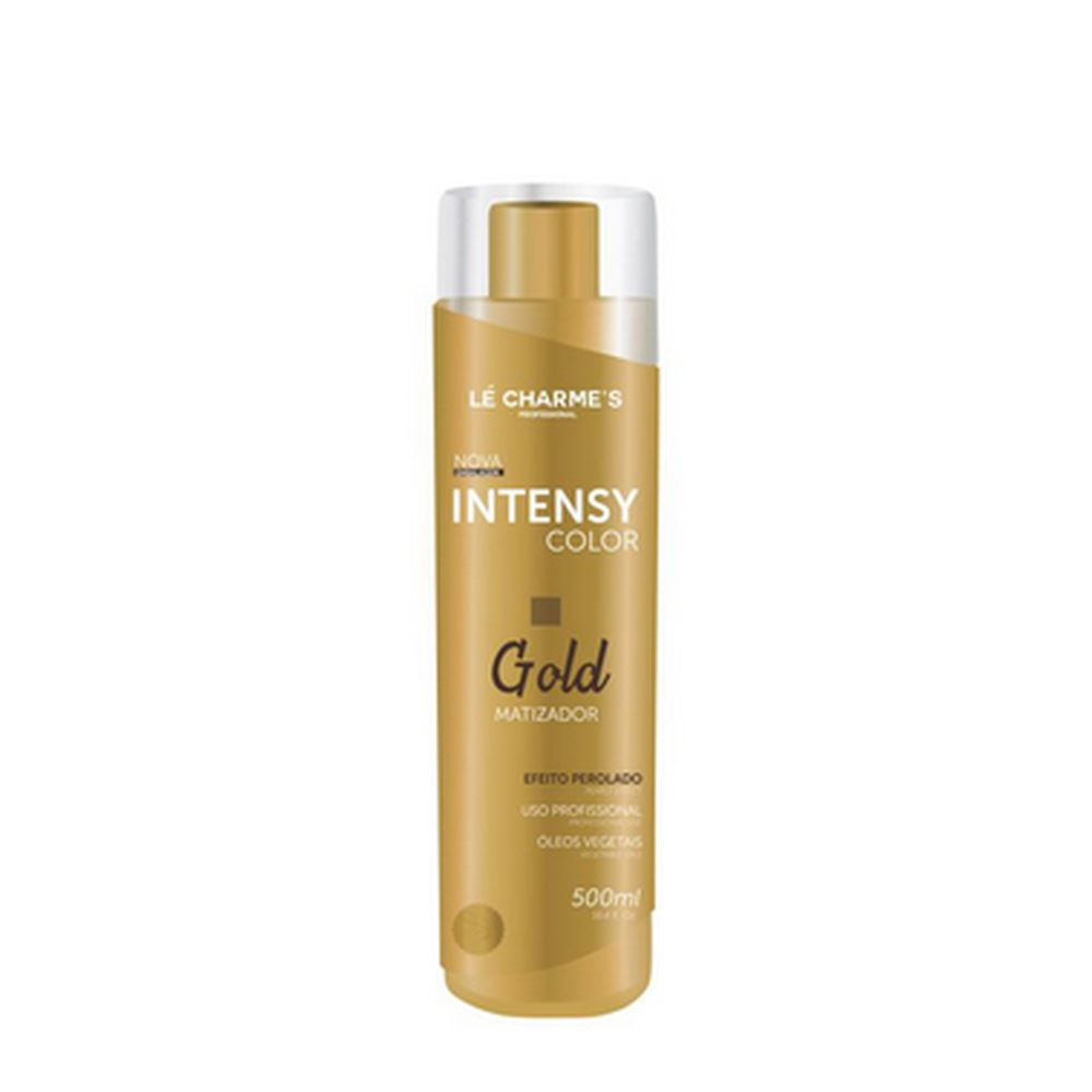 Le Charmes Intensy Color Gold Perolado 500ml