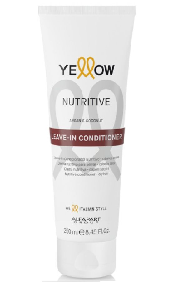 Leave-in Conditioner Nutritive Yellow 250ml