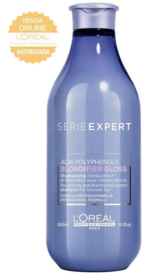 Loréal Professionnel Blondifier Shampoo Gloss - 300ml