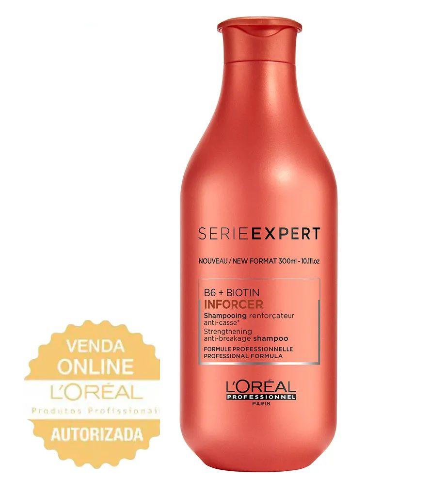 Loreal Shampoo Anti-quebra  Inforcer 300ml
