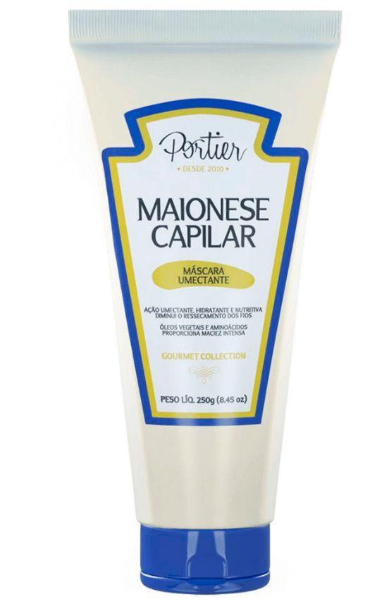 Maionese Capilar Portier Máscara Umectante 250g