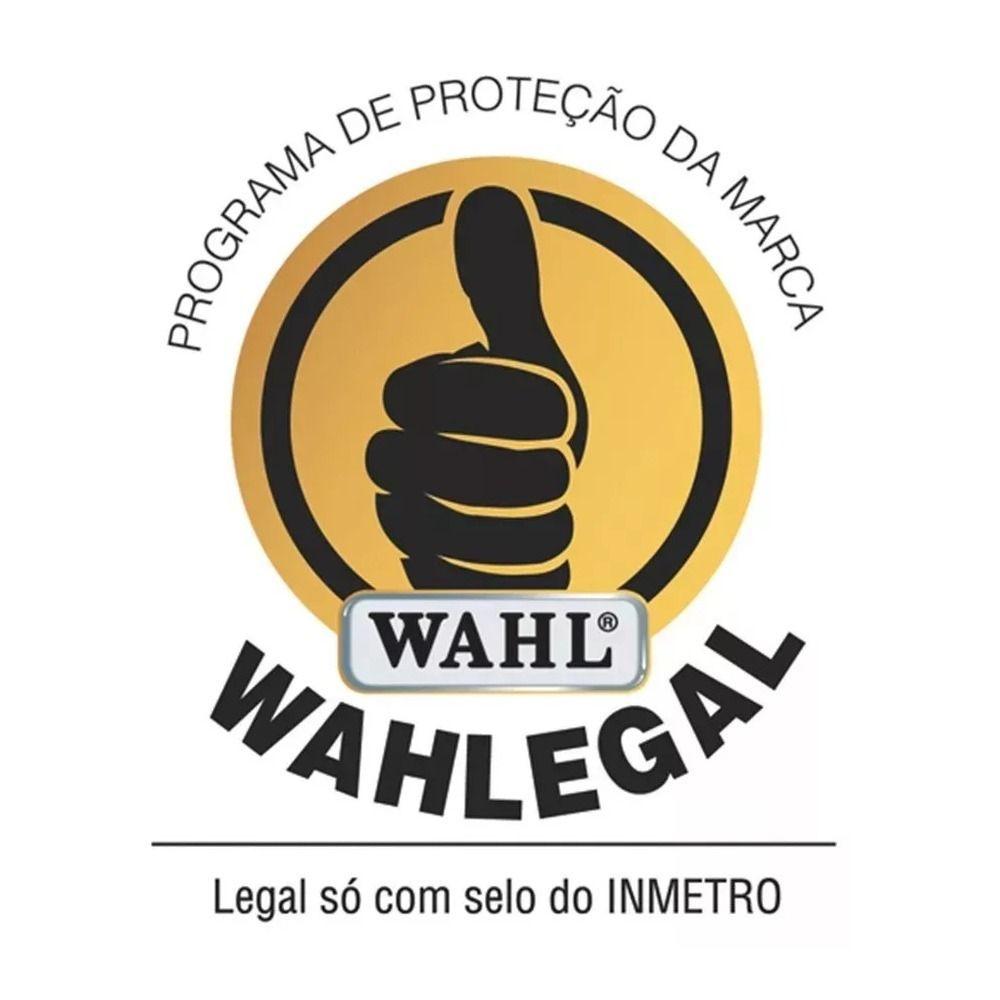 Máquina de Acabamento Wahl Detailer Bivolt