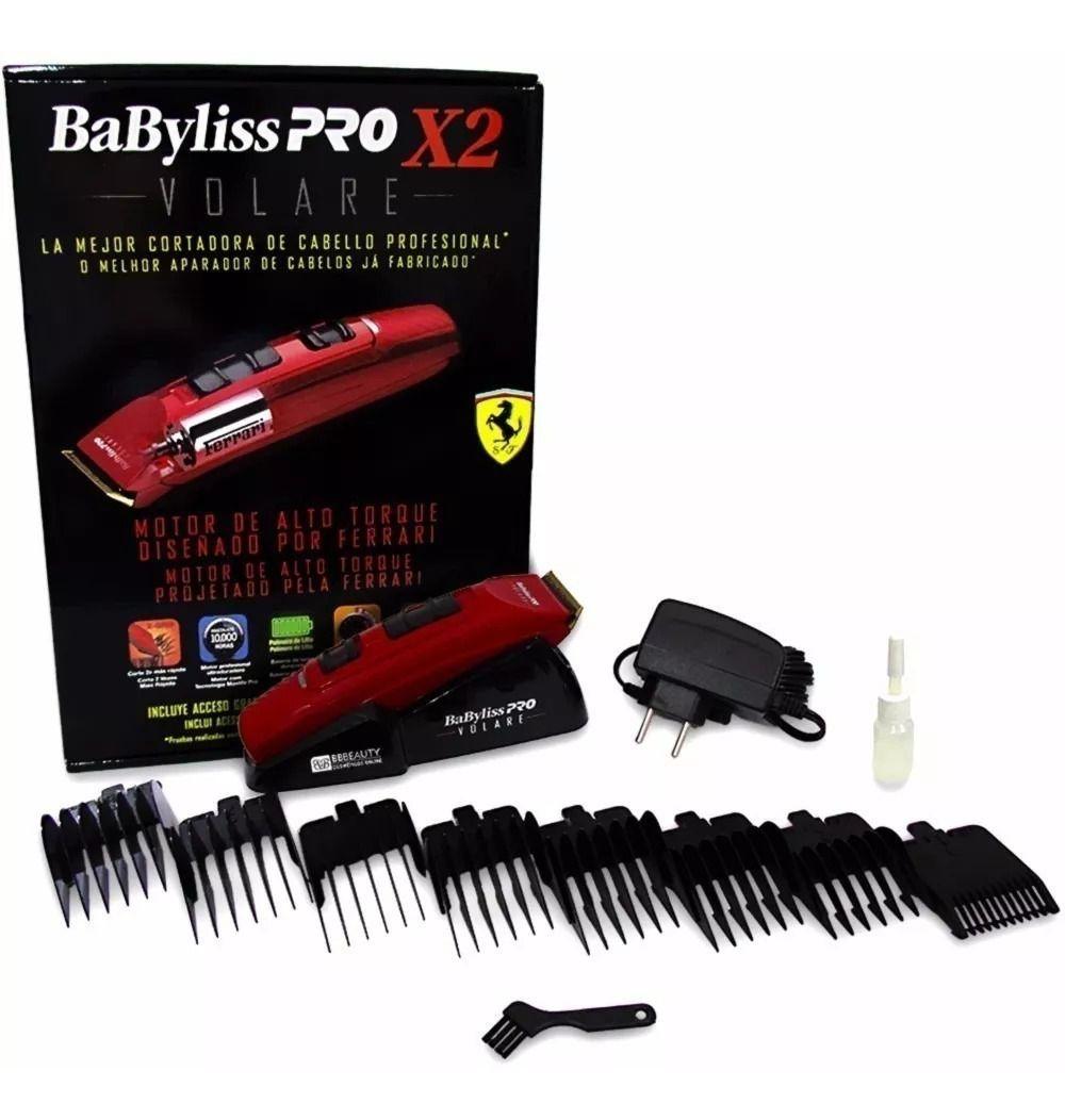 Máquina de Corte Babyliss Pro Ferrari FX811