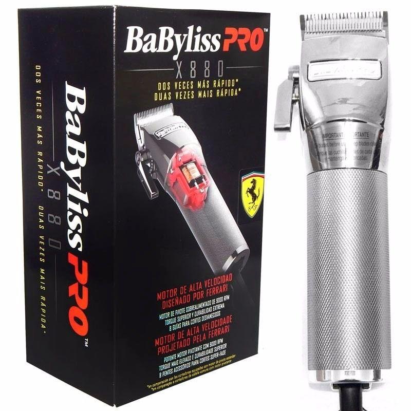 Máquina de Cortar Cabelos Babyliss Pro X880