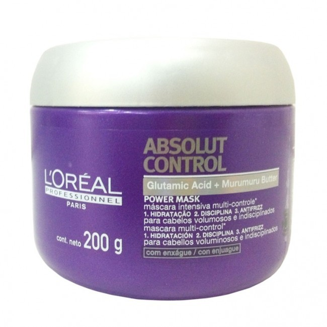 Máscara Absolut Control Loreal Professionnel 200ml