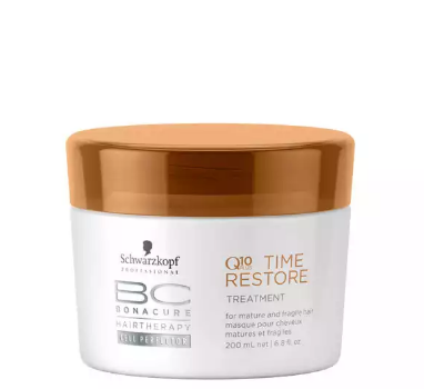 Máscara BC Bonacure Q10 Restore Treatment Schwazkopf 200ml