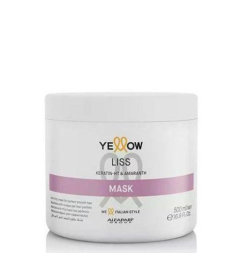 Máscara Condicionadora Yellow Liss 500ml