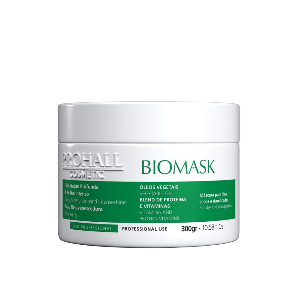 Mascara De Hidratação Profunda Biomask Prohall 300g