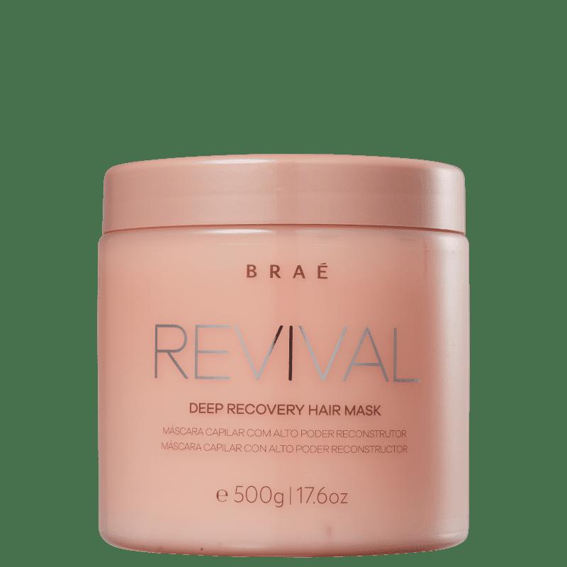 Máscara de Reconstrução BRAÉ Revival 500g