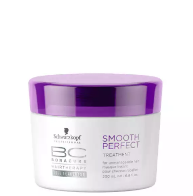 Máscara BC Bonacure Smooth Perfect Schwarzkopf 200ml