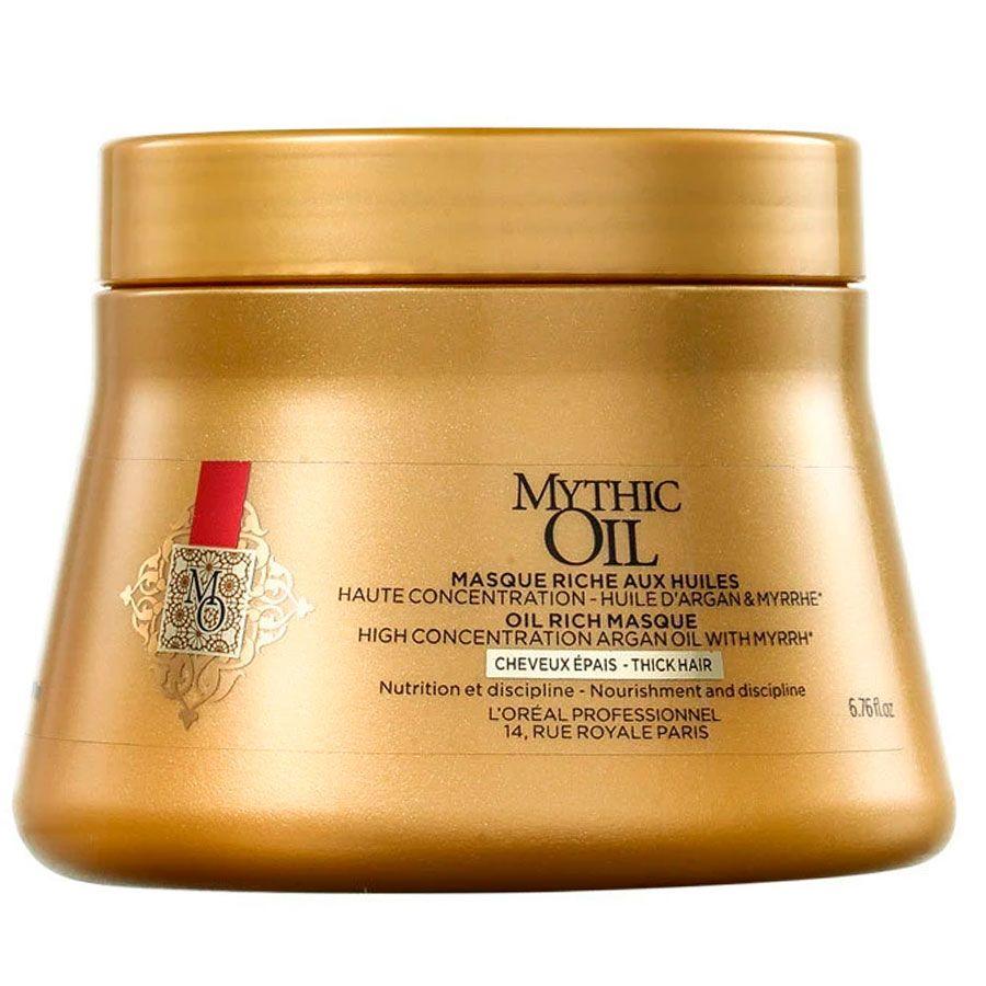 Máscara de Tratamento Mythic Oil Loreal Professionnel 200g