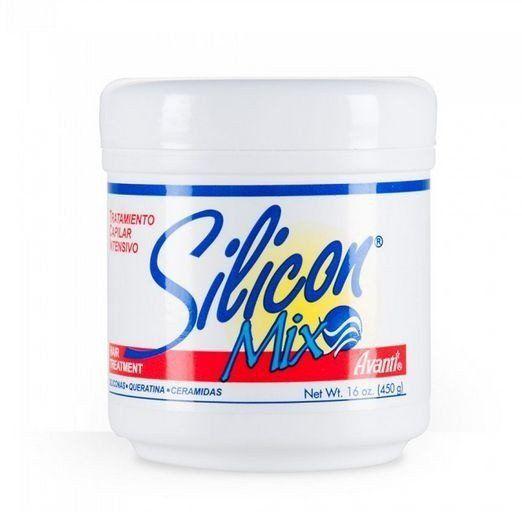 Máscara de Tratamento Reconstrutivo Silicon Mix 450gr