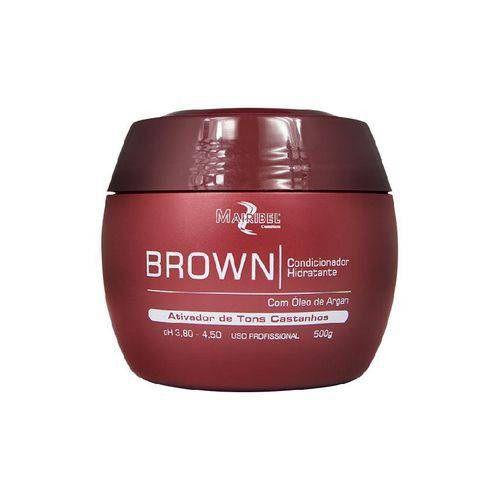 Mascara Matizadora Brown Mairibel HidratyCollor 500g