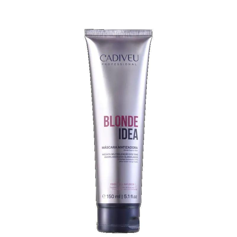 Mascara Matizadora Cadiveu Blond Idea 150g