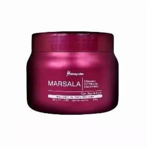 Mascara Matizadora Marsala Mairibel HidratyCollor 250g