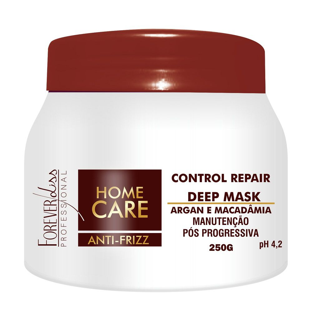 Máscara Pós Progressiva Home Care Forever Liss 250g
