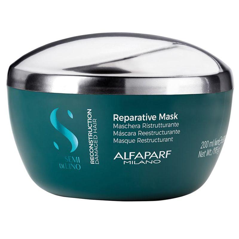 Mascara Reparative Semi Di Lino Alfaparf 200gr