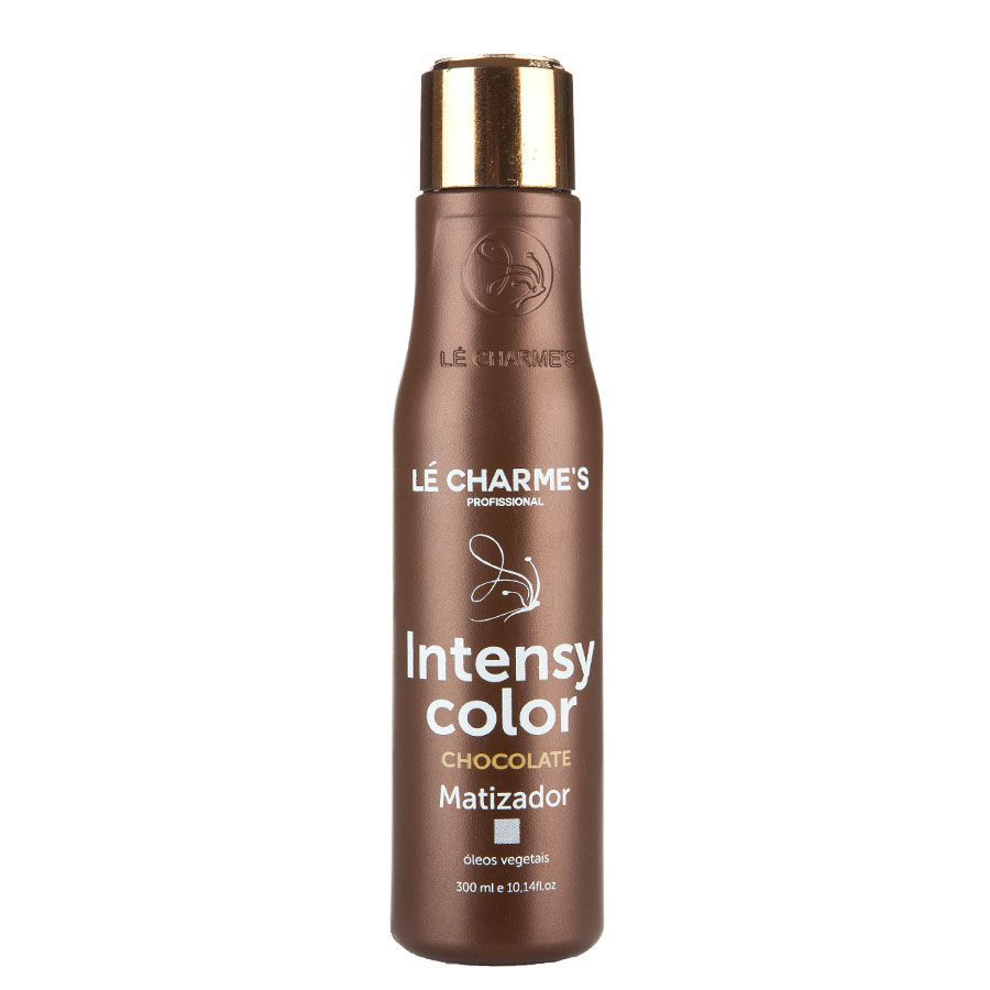 Matizador Lé Charme's Intensy Color Chocolate 300ml