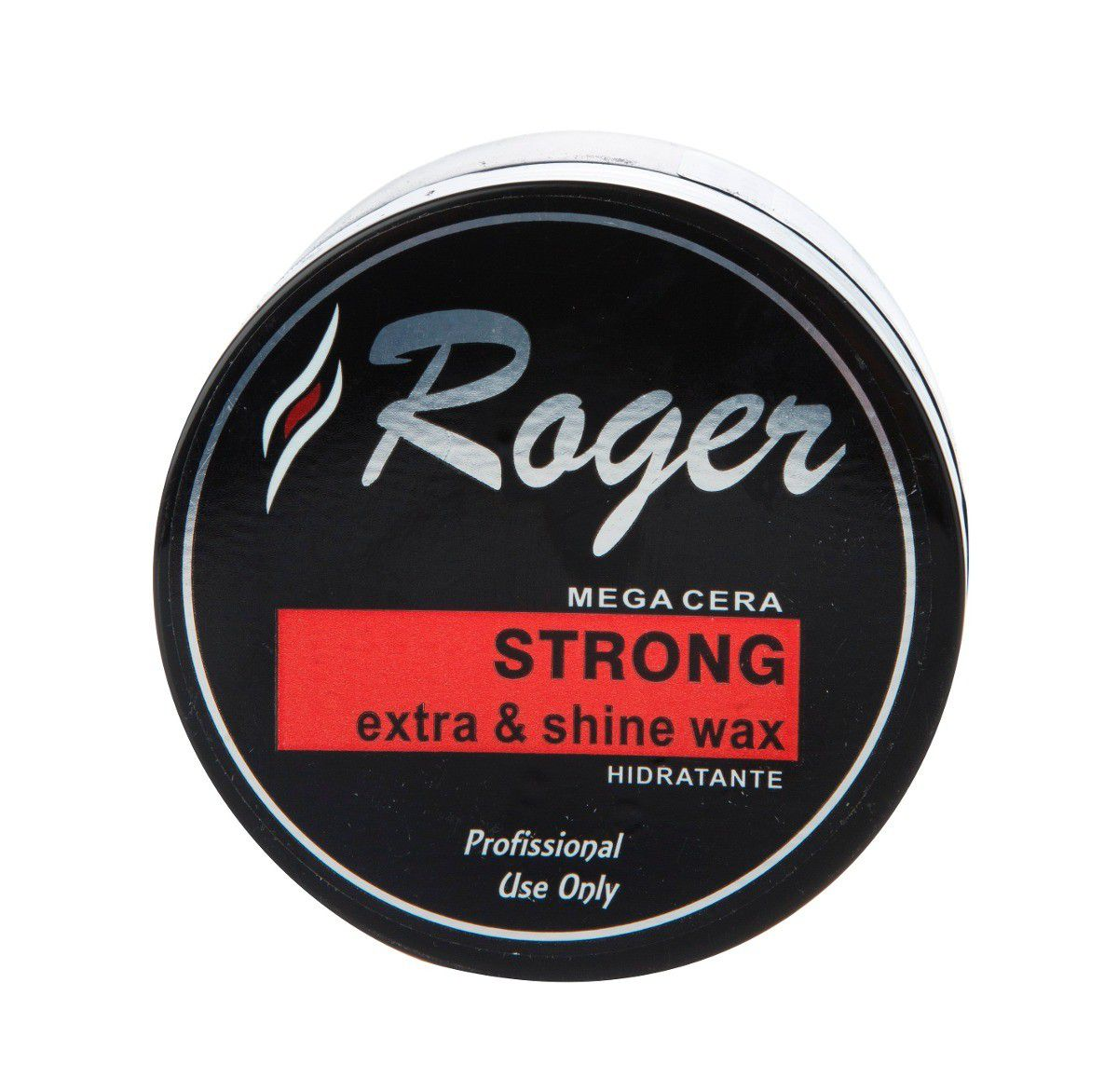 Mega Cera Strong Extra E Shine Wax Roger 250gr