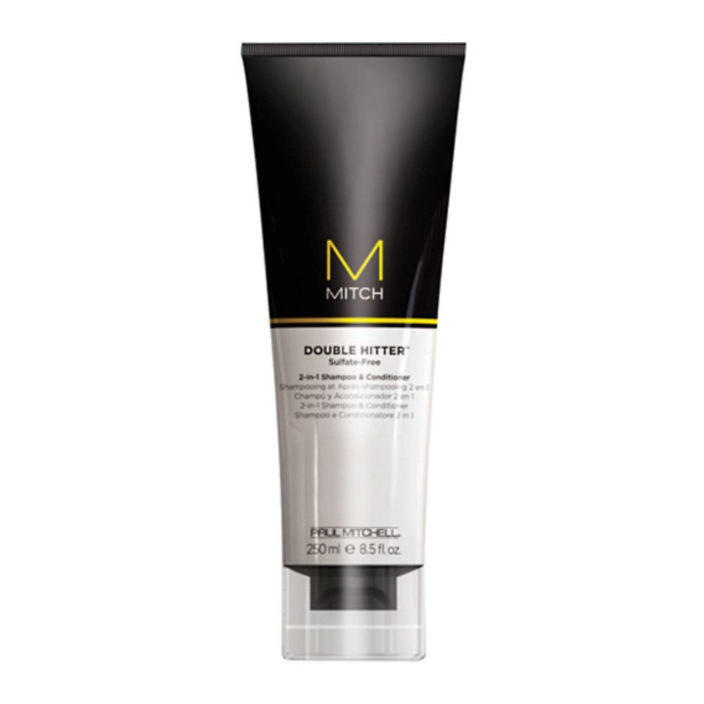 Mitch Double Hitter 2 em 1 Paul Mitchell 250ml
