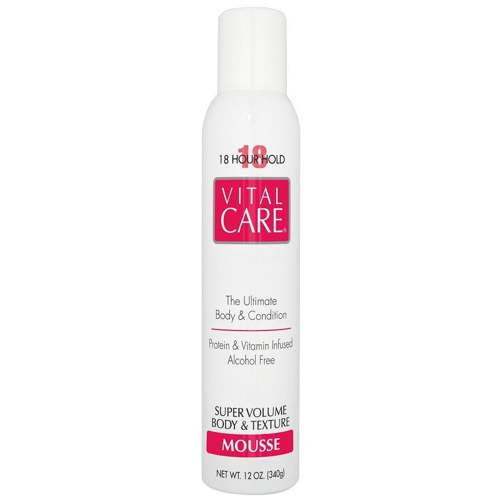 Mousse Vital Care Super Volume 18 horas