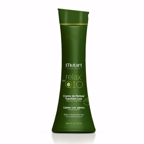 Mutari Creme de Pentear Transform 240ml